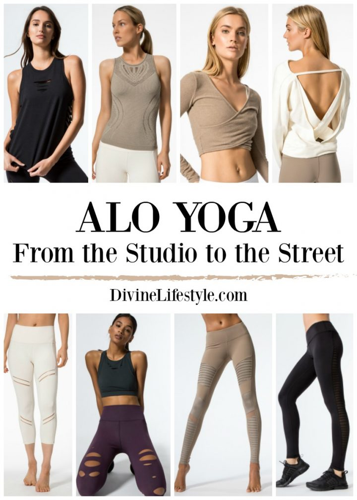 Alo Yoga Trends from Studio to Street