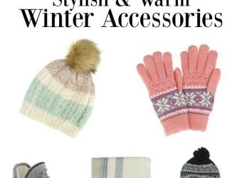 Stylish & Warm Winter Accessories