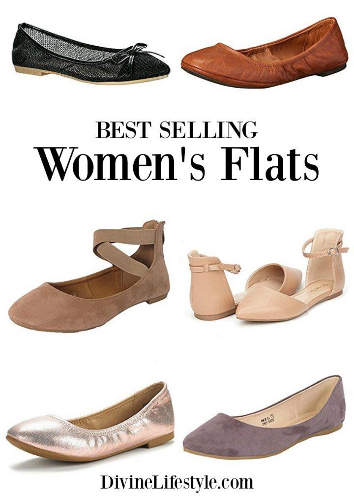 10 Best-Selling Women's Flats
