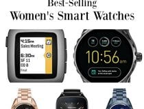 10 Best Selling Women's Smart Watches on Amazon