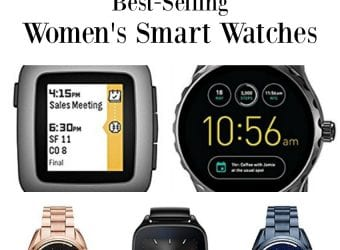 10 Best Selling Women's Smart Watches on Amazon