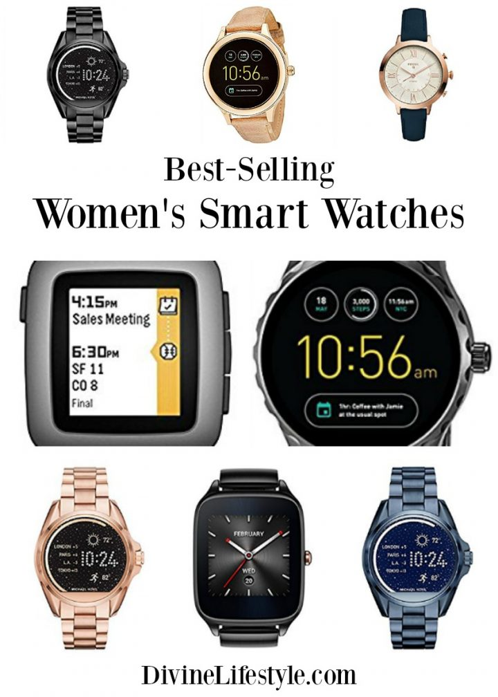 Best Selling Women's Smart Watches