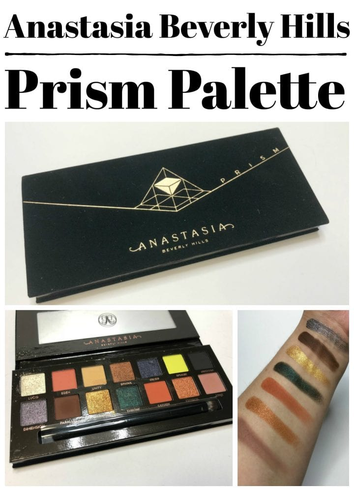Anastasia Beverly Hills Prism Palette Review