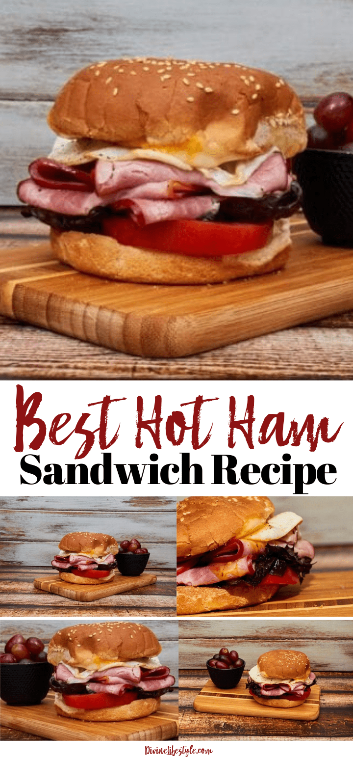 Best Hot Ham Sandwich Recipe