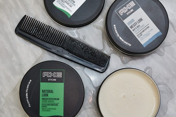 Simple Steps to Stylish Hair with AXE Products