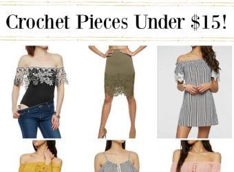 Shop the Crochet Trend for Under $15