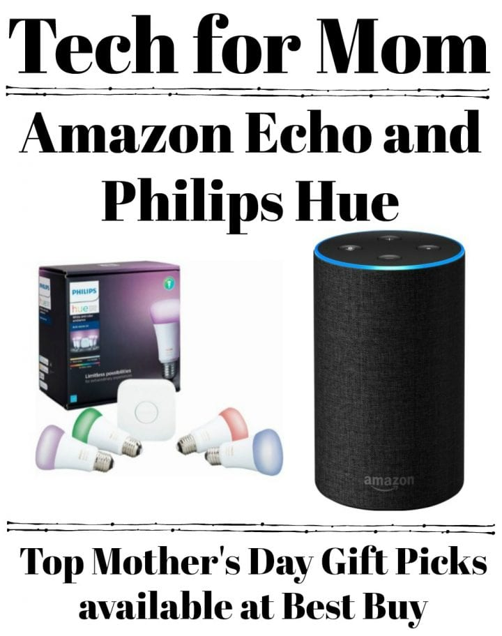 amazon echo and philips hue white and color ambiance starter kit. Black Bedroom Furniture Sets. Home Design Ideas