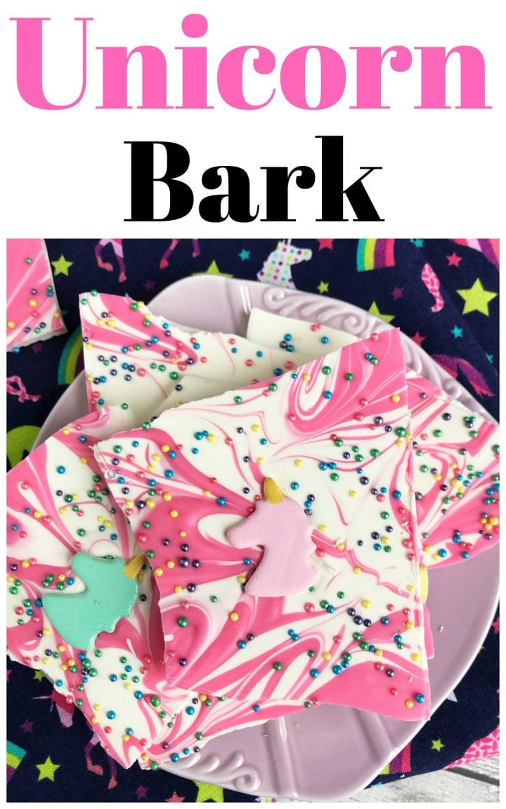 Unicorn Bark Recipe DivineLifestyle.com
