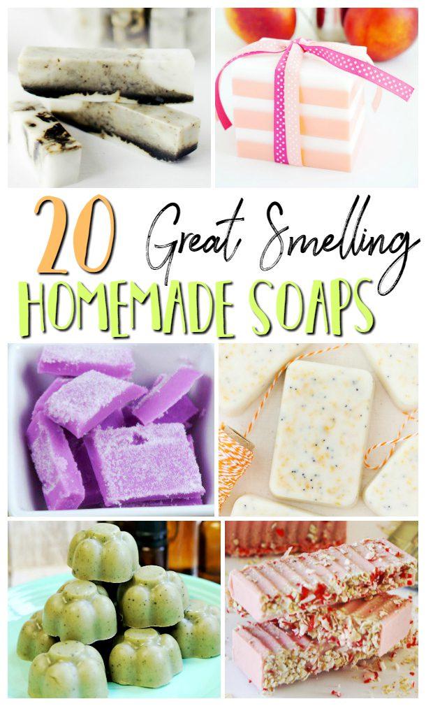 20 Handmade Soaps