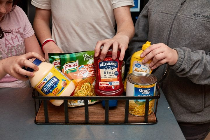Fighting Hunger with Walmart and Unilever 3