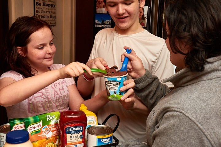 Fighting Hunger with Walmart and Unilever 5