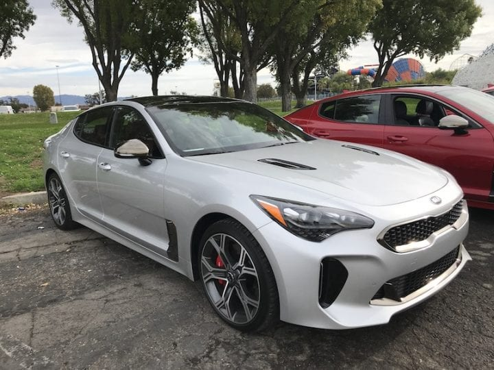 Meet the Kia Stinger #KiaStinger #KiaFamily
