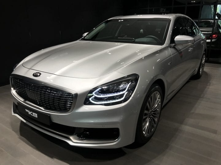 K900 The Total Transformation of Kia | Meet the New 2019 K900 #K900 #KiaFamily