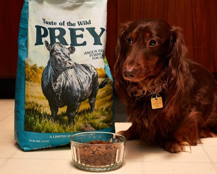 Spring Cleaning Life - PREY Dog Food