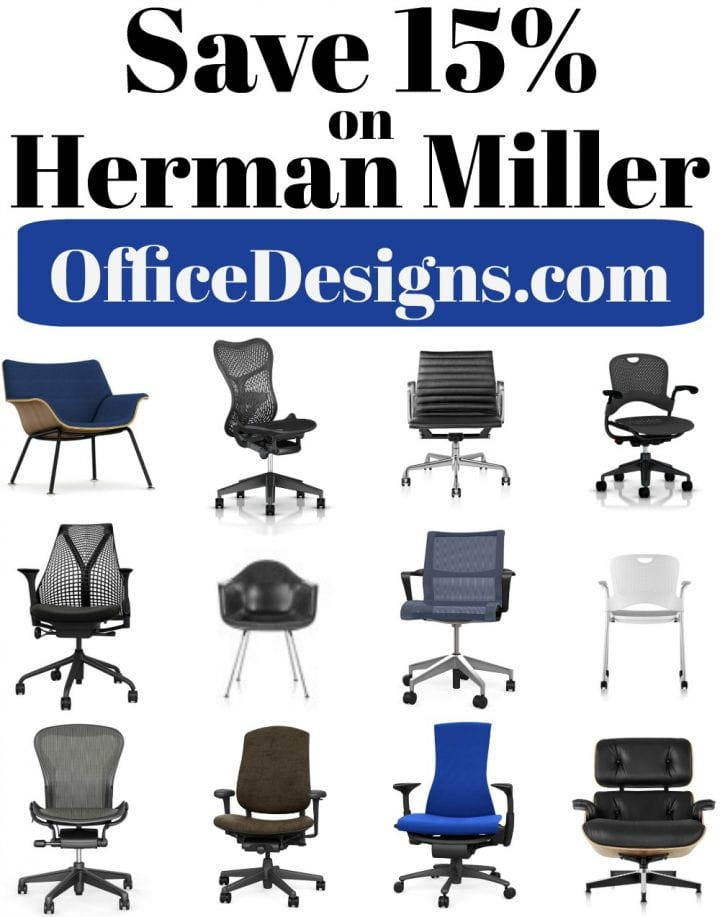 Father\'s Day Gift Pick Herman Miller Desk Chair Aeron Office