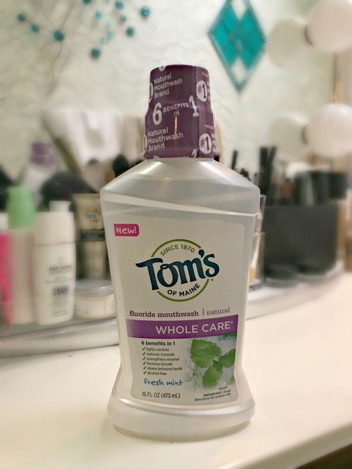 Why You Should Switch to a Natural Mouthwash with Tom's of Maine