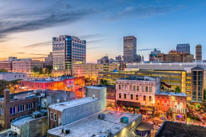 Best Attractions in Memphis Tennessee