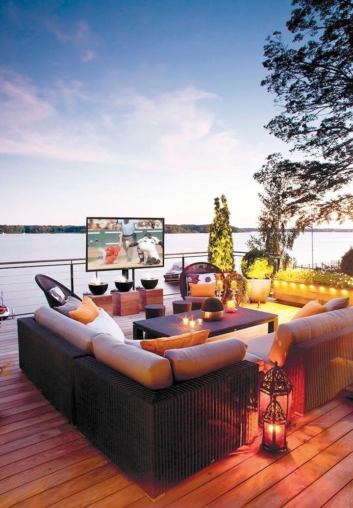 Outdoor Safe SunBriteTV Veranda Series Weatherproof Televisions