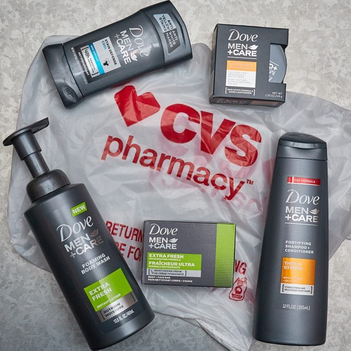 Get Dove Men+Care for Dad at CVS this Father's Day