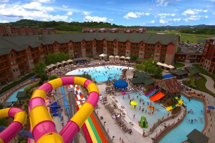 Wilderness at the Smokies | Indoor Waterpark Family Adventure