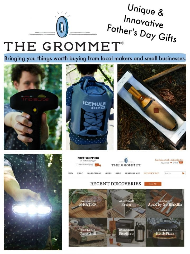 Unique Father's Day Gifts for Dad from The Grommet