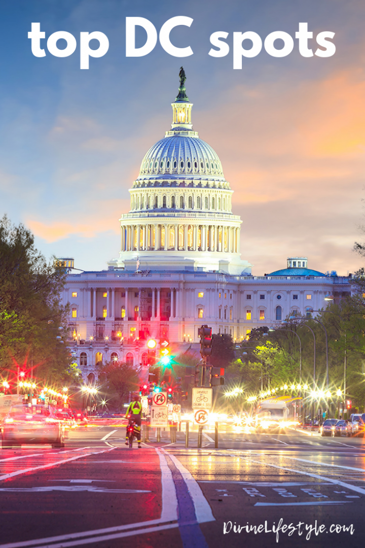 Best Attractions in Washington DC