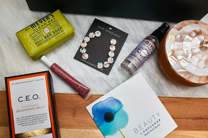 Everything You Need to Know About the POPSUGAR Must Have Subscription Box