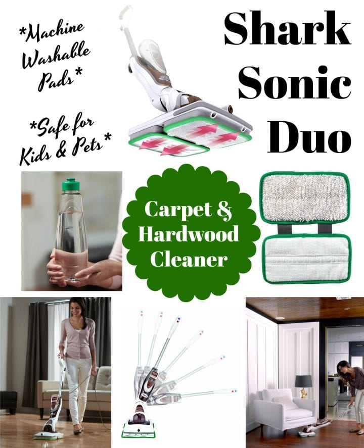 Shark Sonic Duo Carpet and Hardwood Cleaner Review