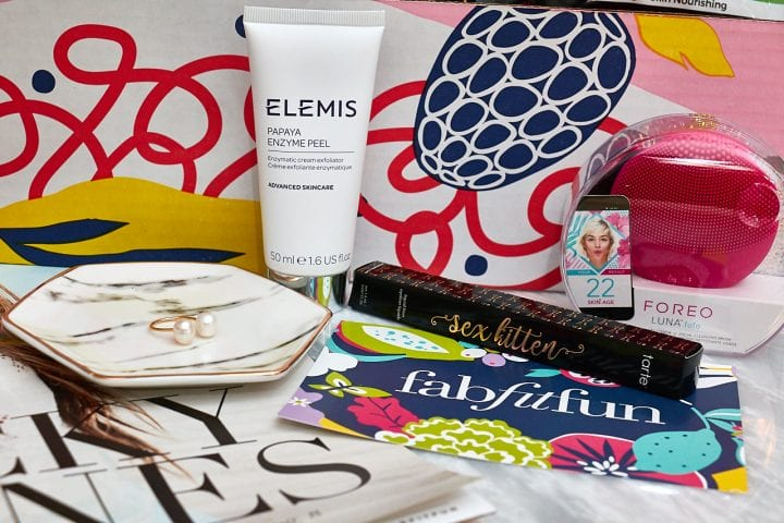 Everything You Need to Know About the FabFitFun Subscription Box Summer 2018 FabFitFun Box