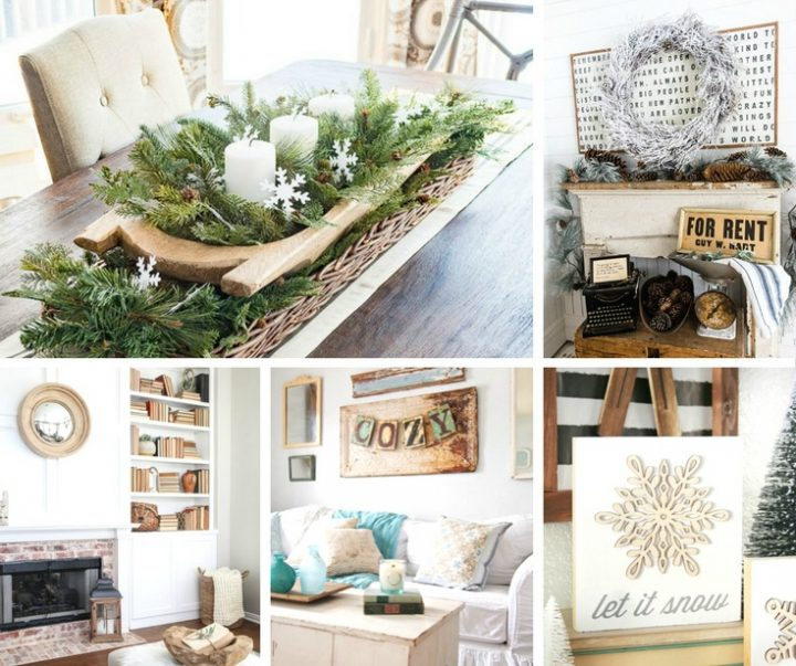 Cozy Neutral Winter Home Decor Ideas House Design