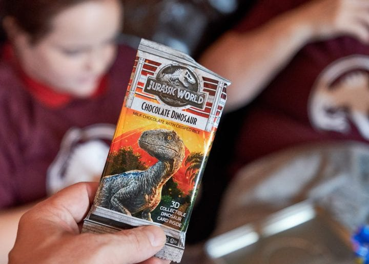 Jurassic World: Fallen Kingdom Family Movie Night #TeamJurassic #Jurassic World #FallenKingdom