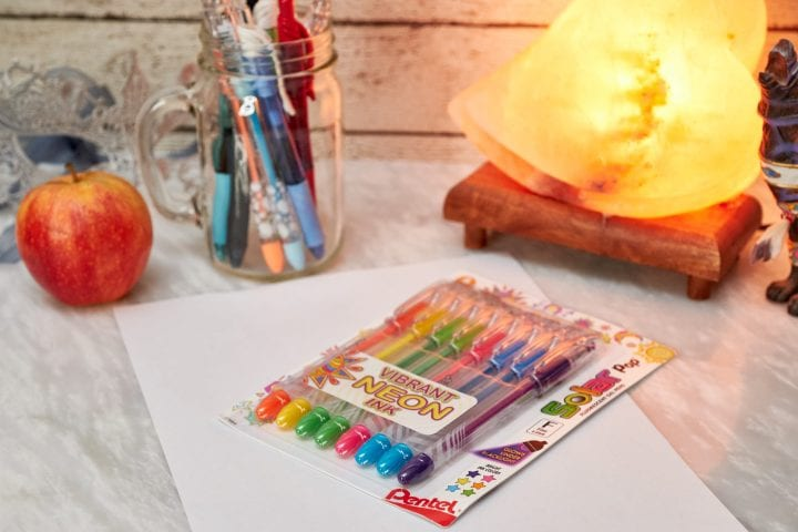 Bring Out Your Inner Artist with Pentel Pop Pens