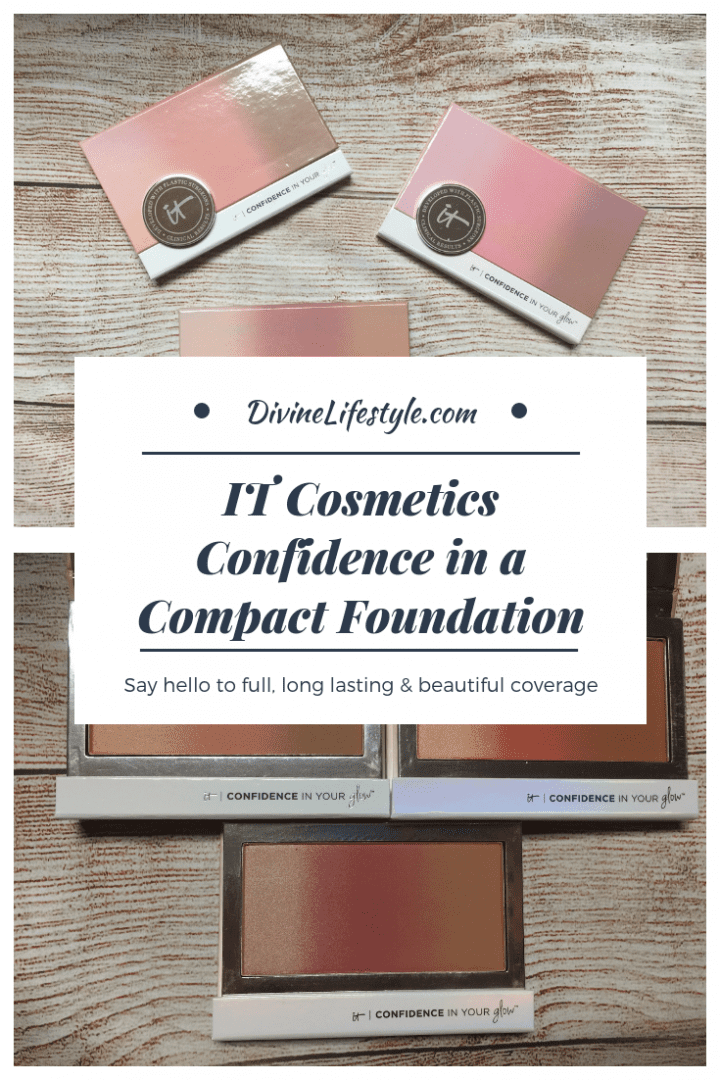 IT Cosmetics Confidence in Your Glow Bronzers