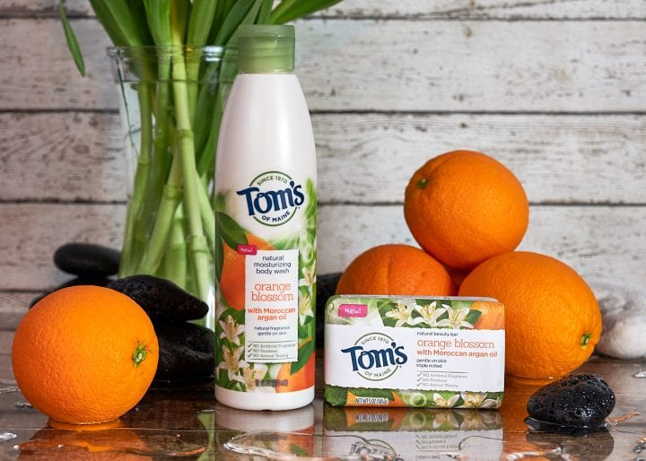 5 Amazing Ways to Start Your Day Tom's of Maine Orange Blossom