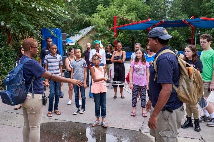 Zoo Atlanta's Twilight Trek 4