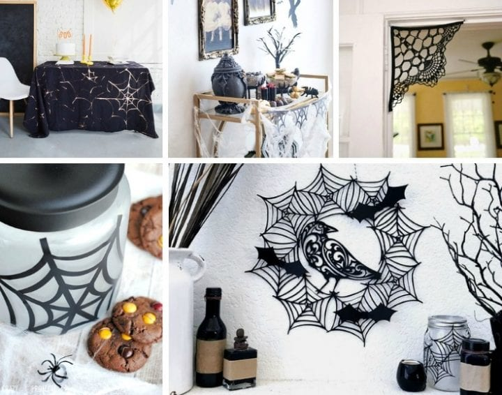 20 Halloween Spider Web Ideas