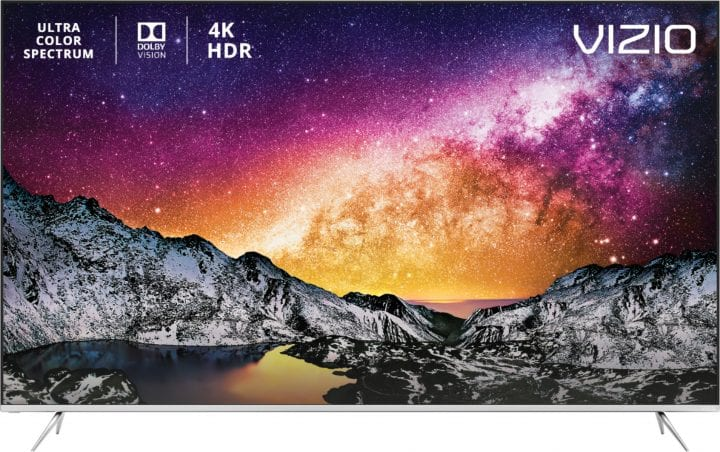 VIZIO 55 inch Class P-Series 4K Ultra HD HDR Smart LED TV