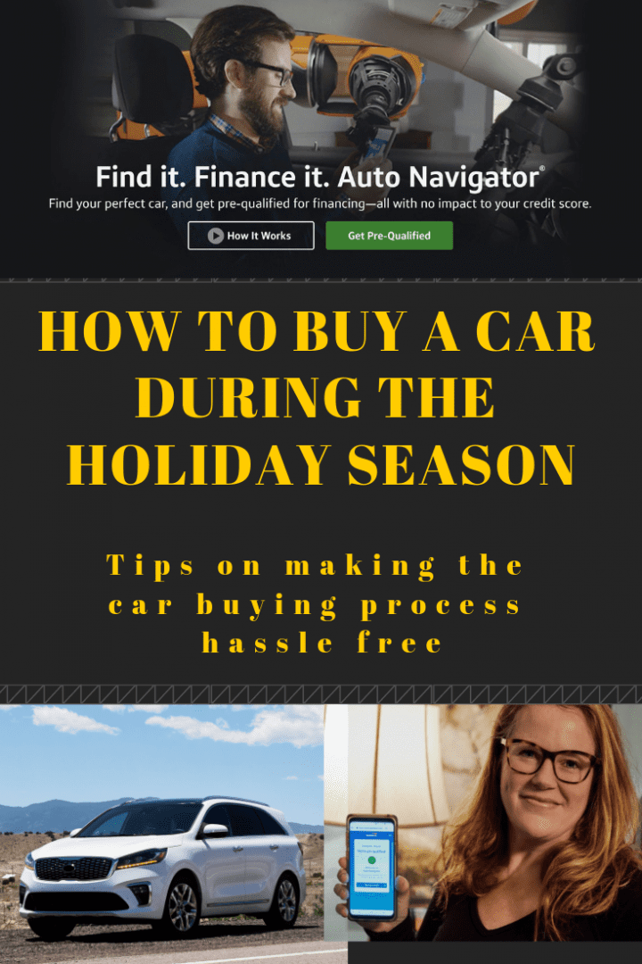 How to Buy a Car During the Holiday Season