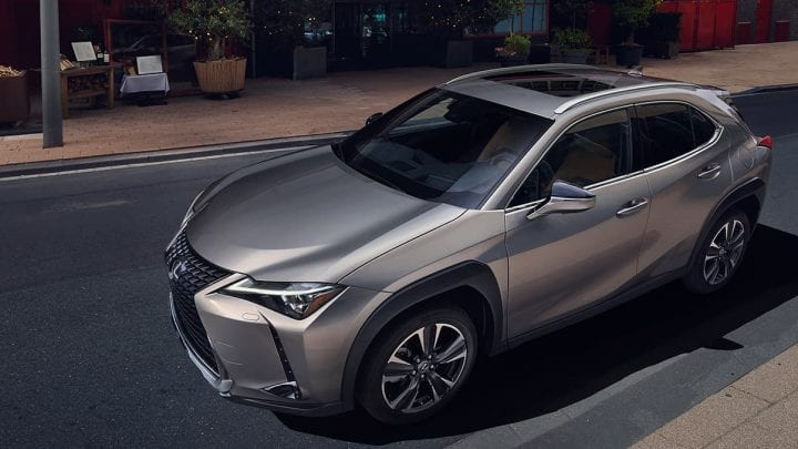 2019 Lexus UX 200 First Look