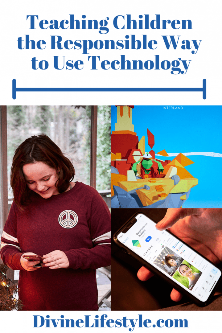 Teaching Children the Responsible Way to Use Technology #Sponsored #BeInternetAwesome #FamilyLink