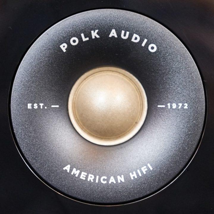 Polk Signature Series HiFi Home Theater Bookshelf Speakers 1