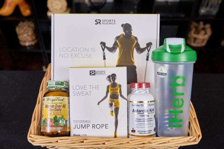 Gift Guide for the Fitness Lover Spotlight: iHerb.com 2