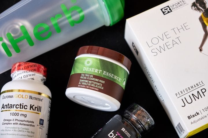 Gift Guide for the Fitness Lover Spotlight: iHerb.com 6