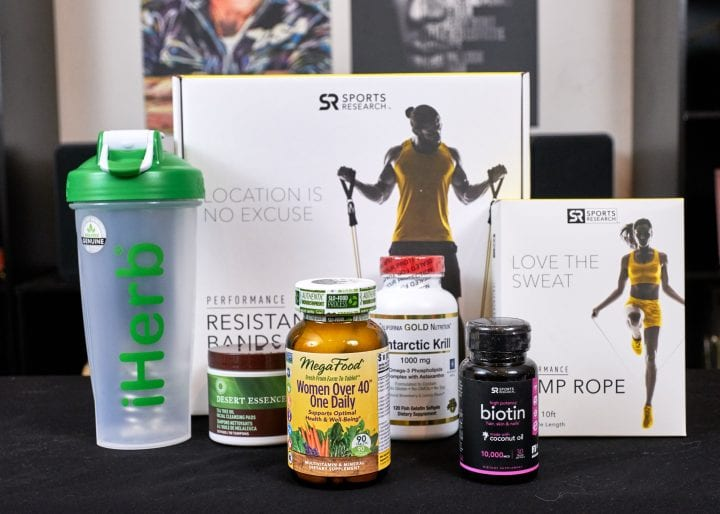 Gift Guide for the Fitness Lover Spotlight: iHerb.com 9