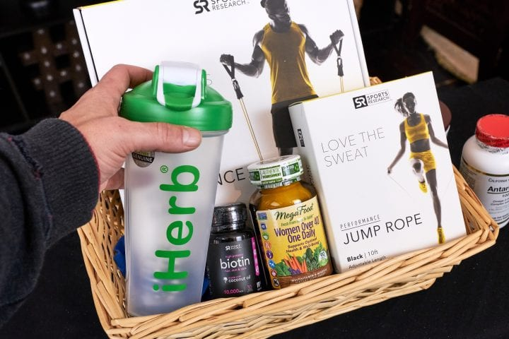 Gift Guide for the Fitness Lover Spotlight: iHerb.com 1