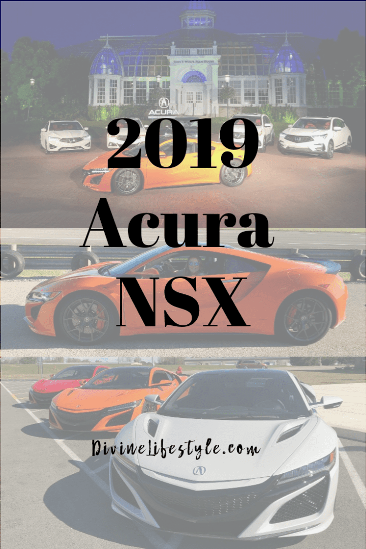2019 Acura NSX Review - Power and Performance