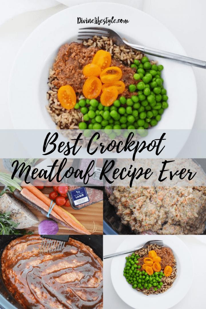 Best Crockpot Meatloaf Recipe Ever