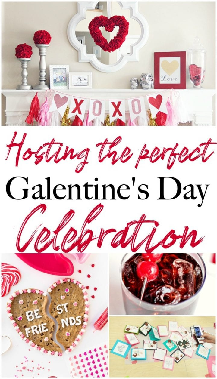 Hosting the Perfect Galentine's Day Celebration for Valentine's Day