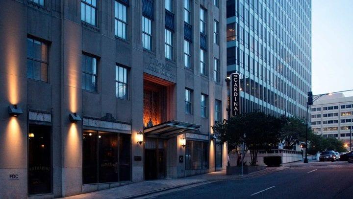 Kimpton Cardinal Hotel in Winston-Salem North Carolina