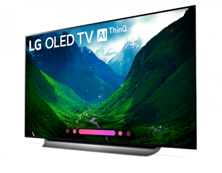 LG OLED TV is Bigger and Better Looking Than Ever